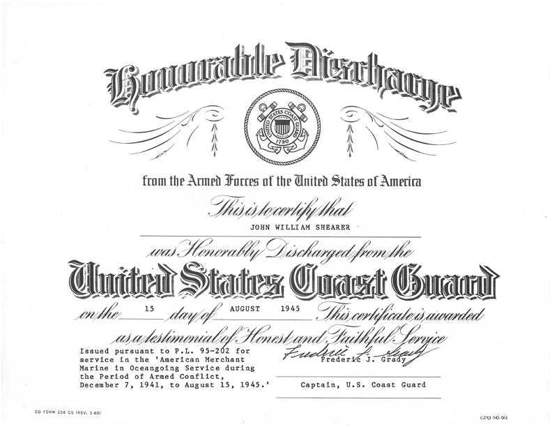 Brandenburger Davis International Probate Research John W Shearer